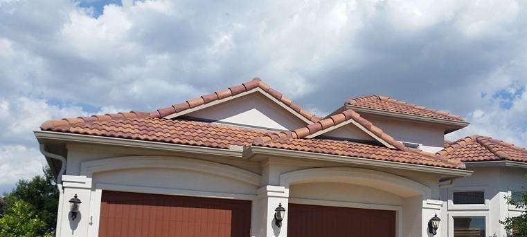 SWAT Roofing flower mound shows you a photo of a roofing job.
